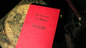 An Invitation to Mystery (Limited/Out of Print) by Tony Griffith - Book