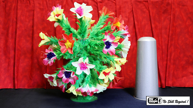 "Classic Botania Jumbo (22""/40 Flowers) by Mr. Magic - Trick"