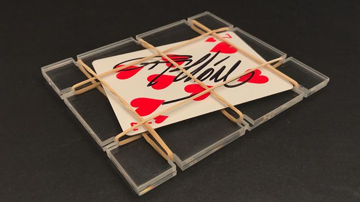 Card Captured by Bazar de Magia - Trick