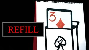 Refill for Cardiographic Recall (Card) by Martin Lewis, XapKat and Bond Lee - Trick