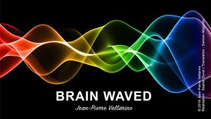 BRAIN WAVED (Gimmicks and Online Instructions) by Jean-Pierre Vallarino - Trick