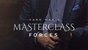 Card Magic Masterclass (Forces) by Roberto Giobbi - DVD
