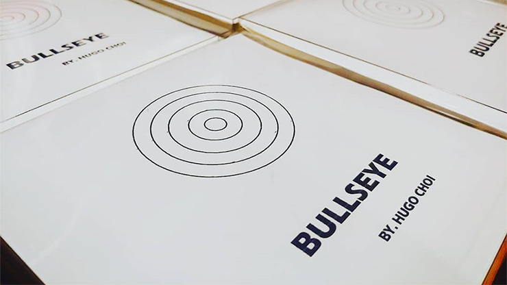 BULLSEYE (Gimmicks and Online Instructions) by Hugo Choi - Trick