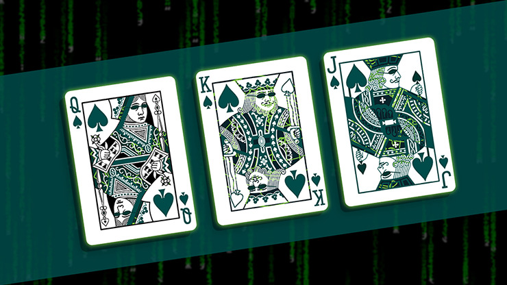 Axis Playing Cards by Riffle Shuffle