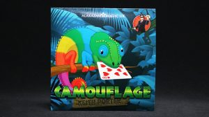 Camouflage (Gimmicks and Online Instructions) by Keith Porter - Trick
