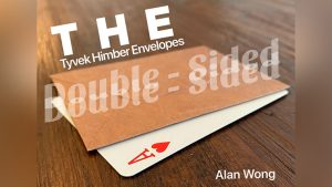 Tyvek Himber Envelopes (2 pk.) by Alan Wong - Trick