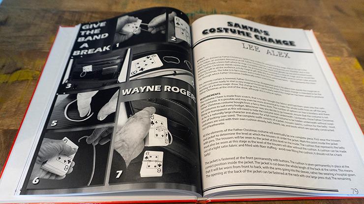 VANISH MAGIC MAGAZINE Collectors Edition Year Two (Hardcover) by Vanish Magazine - Book