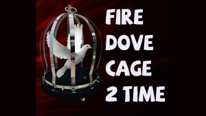 FIRE CAGE (2 Time) by 7 MAGIC - Trick