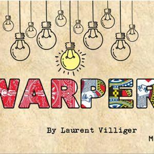 WARPER Red by Laurent Villiger - Trick