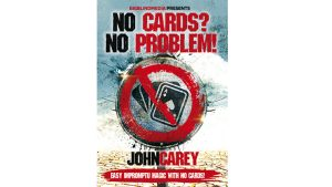 No Cards, No Problem by John Carey video