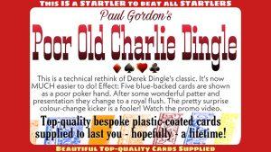 Poor Old Charlie Dingle by Paul Gordon - Trick