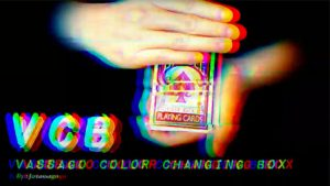 Vassago Color Changing Box by Jo Vassago video