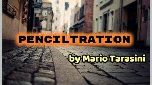 Penciltration by Mario Tarasini video