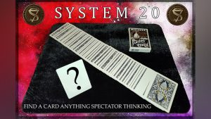 SYSTEM 20 by SaysevenT Present video
