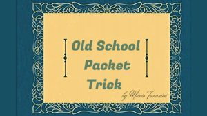 Old School Packet Trick by Mario Tarasini video