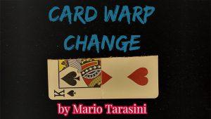 Card Warp Change by Mario Tarasini video