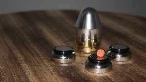 Bullet Three Shell Game by Leo Smetsers - Trick