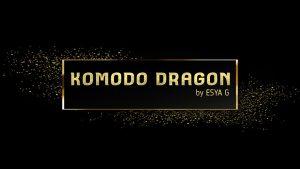 The Komodo Dragon by Esya G video