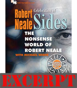 Bunny Bill video (Excerpt of Celebration Of Sides by Robert Neale) DOWNLOAD