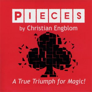 Pieces (Gimmicks and Online Video Instructions) by Christian Engblom