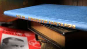 Fingertip Fantasies (Limited/Out of Print) by Bob Ostin - Book