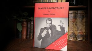 Master-Mentality (Limited/Out of Print) by Stanton Carlisle - Book