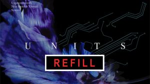 Refill for UNITS (Single Pack) by Cigma Magic