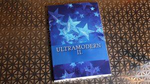 Ultramodern II (Limited Edition) by Retro Rocket - Book