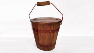 Wooden Duck Bucket by Tora Magic