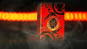 Pro XCM Demon (Foil) Playing Cards by De'vo vom Schattenreich and Handlordz