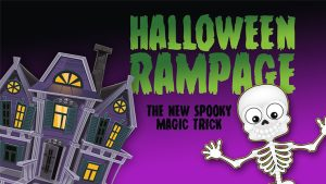 Halloween Rampage by Razamatazz Magic
