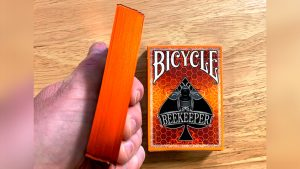Gilded Bicycle Beekeeper Playing Cards (Light)