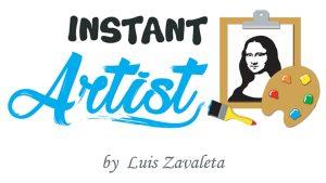 Instant Artist by Luis Zavaleta video DOWNLOAD