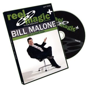 Reel Magic Quarterly Episode 4 (Bill Malone) - DVD