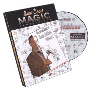 The Art And Magic Of Shaun Robison Volume 1 by East Coast Magic - DVD