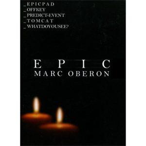 Epic by Marc Oberon - eBook DOWNLOAD