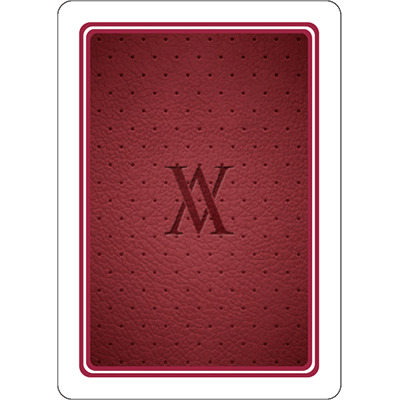 Red Verve Deck