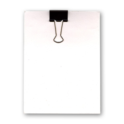Clip Board (8.25 Inches X 11.75 Inches) by Uday