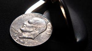 Split Focus Eisenhower by Greg Wilson