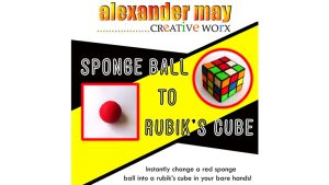 Ball to Rubik's Cube by Alexander May
