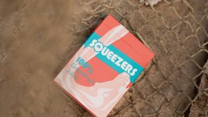 Squeezers V3 by Organic Playing Cards & Riffle Shuffle