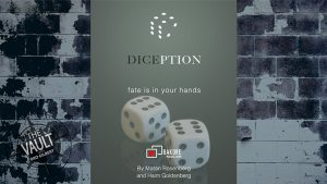 The Vault - Diception by Haim Goldenberg & Matan Rosenberg mixed media DOWNLOAD - Download