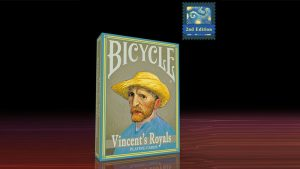 Bicycle Limited Edition Vincent's Royals 2nd Edition Playing Cards
