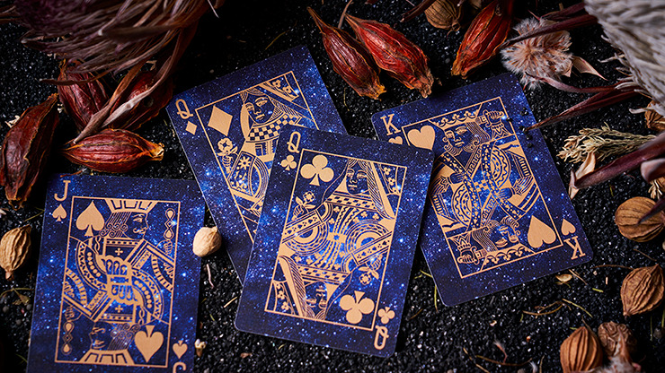 Solokid Constellation Series (Gemini) Limited Edition Playing Cards