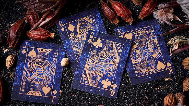 Solokid Constellation Series (Libra) Limited Edition Playing Cards