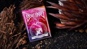 Solokid Constellation Series (Sagittarius) Limited Edition Playing Cards