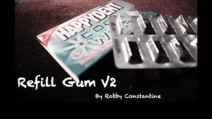 Refill Gum V2 by Robby Constantine video DOWNLOAD - Download