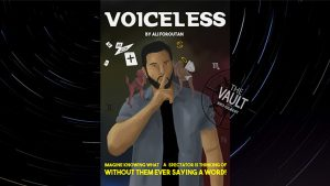 The Vault - VOICELESS by Ali Foroutan Mixed Media DOWNLOAD - Download