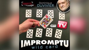 Impromptu Wild Card Gimmicks and Online Instructions) by Dominique Duvivier