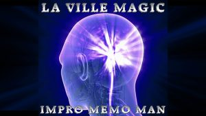 Impro Memo Man & The Rubiks Cube by Lars La Ville - La Ville Magic video DOWNLOAD - Download